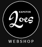 Kapster Loes webwinkel