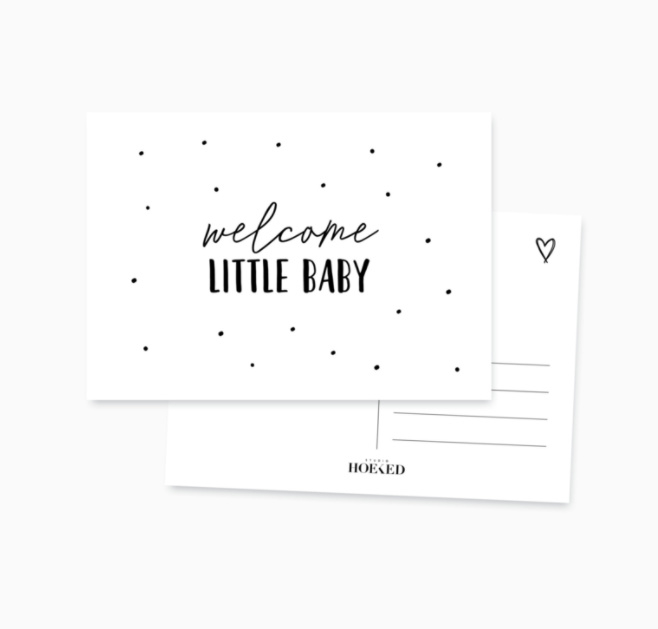 ANSICHTKAART - LITTLE BABY