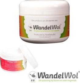 Wandelwol Helende crème 100ml