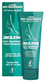 Anti- transpiratie voetcrème 50ml