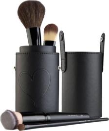 Make-up penselenset met Cup Holder