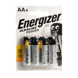 Energizer Alkaline Power (niet oplaadbaar) - 4 stuks