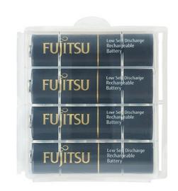 UITVERKOCHT - Fujitsu Pro 2450 batterijen - 4 stuks - 500 keer oplaadbaar