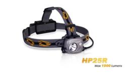 UITVERKOCHT - Fenix HP 25 R hoofdlamp