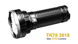 Fenix TK75 2018 zaklamp - 5100 lumen