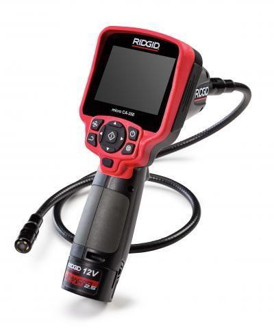 Ridgid Boom- en inspectiecamera  CA-350
