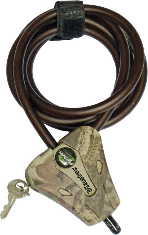 Masterlock Python kabelslot
