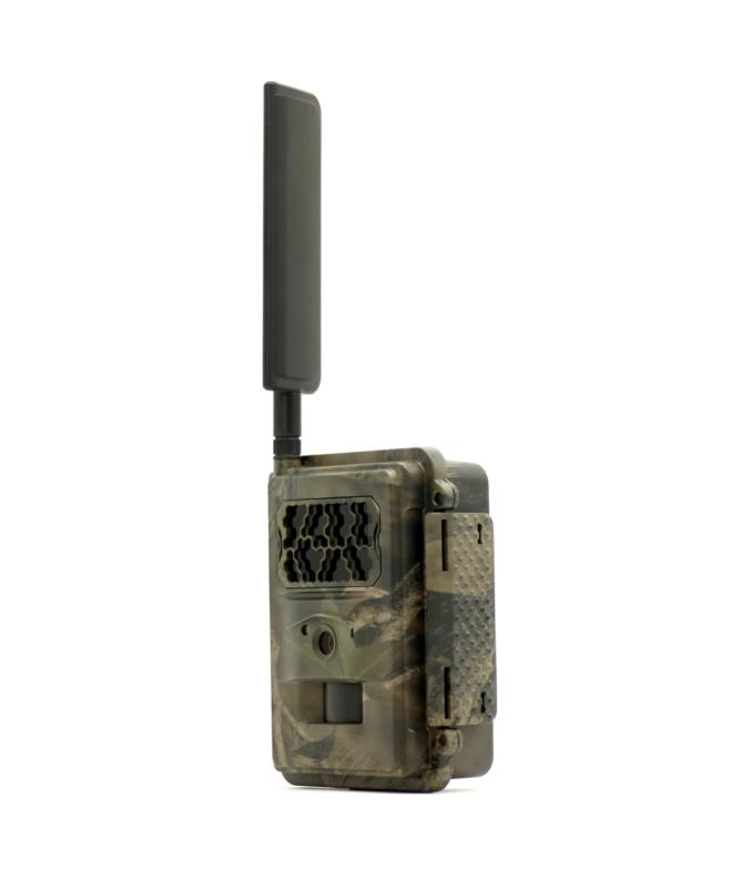 Seissiger Special-Cam SUPERSIM LTE GSM-Cameravallen black flash incl starterskit