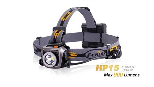 Fenix HP15 UE hoofdlamp