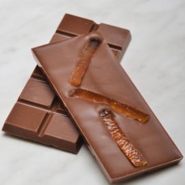 Chocoladereep: orangette
