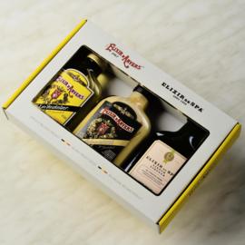 Elixir d'Anvers geschenkdoos met 3 zakflesjes 20cl