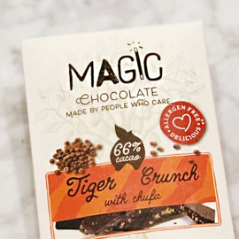 Magic - Vegan chocolade tablet
