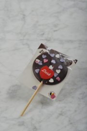 MoMe - Chocolait chocolade lolly