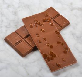 Chocoladereep: melk met fudge