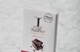 Balance - Suikerarme chocoladetablet