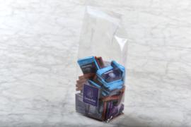 Leonidas - chocolade vierkantjes