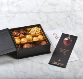 Believe in the magic of Belgian Chocolate