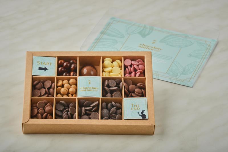 Chocolate Nation Experience box