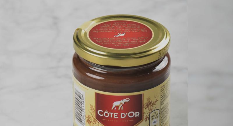 Côte d'Or melk chocolade smeerpasta