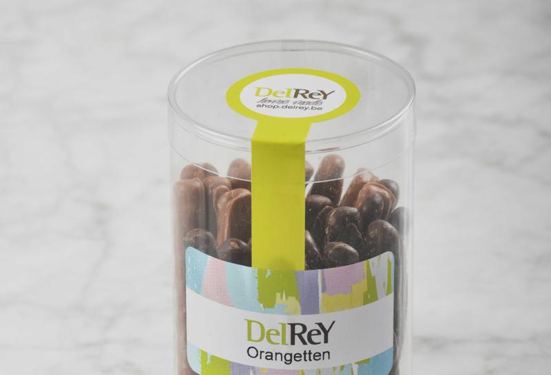 DelRey – Orangetten