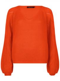 Arianne Knit Orange