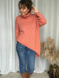 Izabella Sweater  Peach