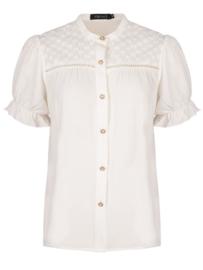 Claudia Shirt White