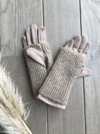 Edith Gloves Old Brown