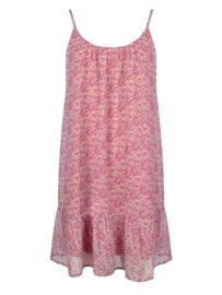 Rosie Dress Lilac Flower