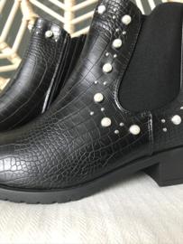Bella Boots Black