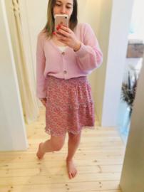 Marlowe Skirt Lilac Flower