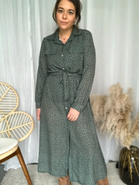Lizz Dress Kaki