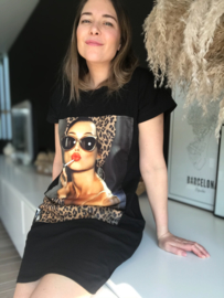 Molina Dress Black