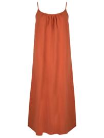 Avery Dress Terracotta