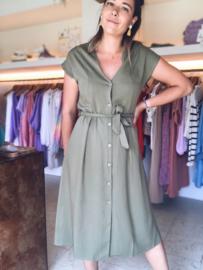 Peschiera Dress Green