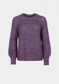 Summer Knit Purple Party