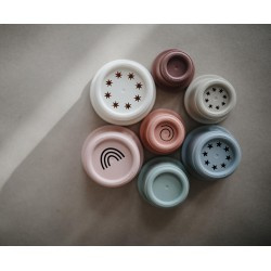 Mushie | Stapeltoren, Stacking cups