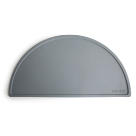 Mushie silicone placemat | Stone