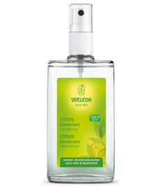 Weleda Citrus deodorant (100ml.)