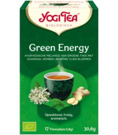Yogi Tea Green Energy (17  theezakjes)