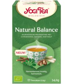 Yogi Tea Natural Balance (17 theezakjes)
