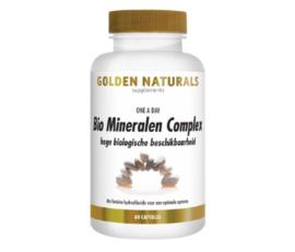 Golden Naturals Bio Mineralen Complex (60 vega. caps.)