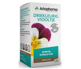 Arkocaps  Driekleurig viooltje (45 caps.)