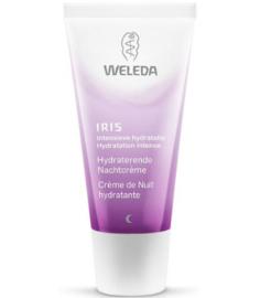Weleda Iris hydraterende nachtcrème (30ml.)