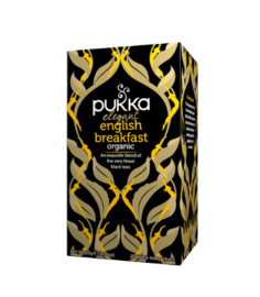 Pukka Elegant English Breakfast (20 theezakjes)
