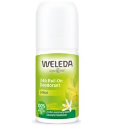 Weleda Citrus 24h Roll-On Deodorant (50 ml.)
