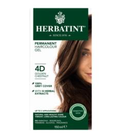 Herbatint 4D Golden Chestnut (150 ml)