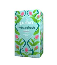 Pukka Mint refresh thee (theezakjes)