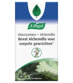 A. Vogel Alchemilla glucosamine (90 tabl.)