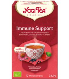 Yogi Tea Immune Support (17 theezakjes)